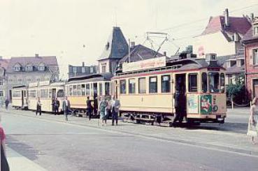 Linie 2 Karlsruhe