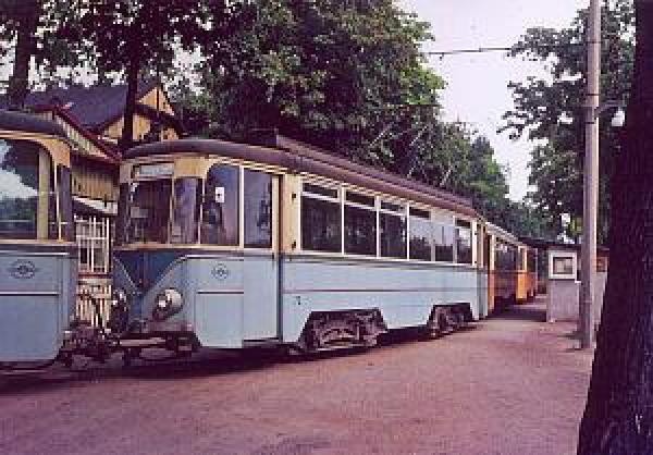 Straßenbahn Friedrichshagen