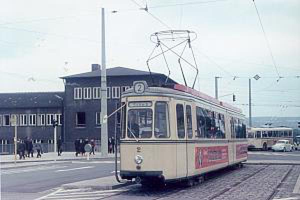 Eisenbahn Sammlershop Straßenbahn Neunkirchen Saar Nach Scheib