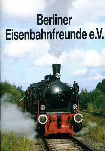 Eisenbahn Sammlershop Berliner Eisenbahnfreunde Ev